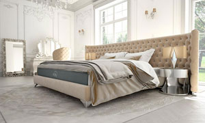 Affordable Bed King Mattress Size