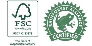 Naturepedic Forest Stewardship Council® / Rainforest Alliance